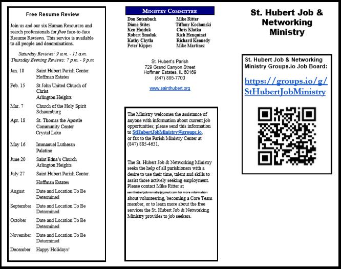 st-hubert-job-ministry-brochure-inside border