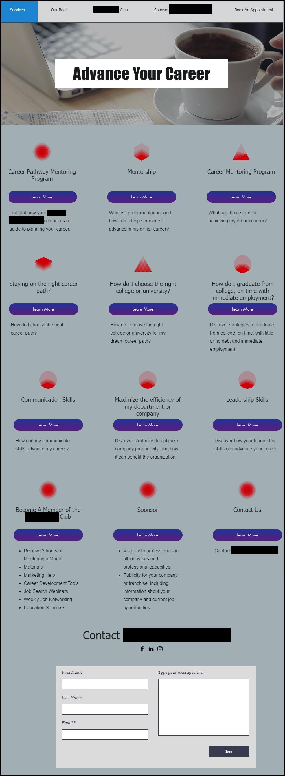 website screenshots - services (edited) 4.18.21