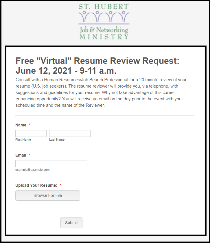 st-hubert-job-networking-ministry-june-2021-resume-review-form
