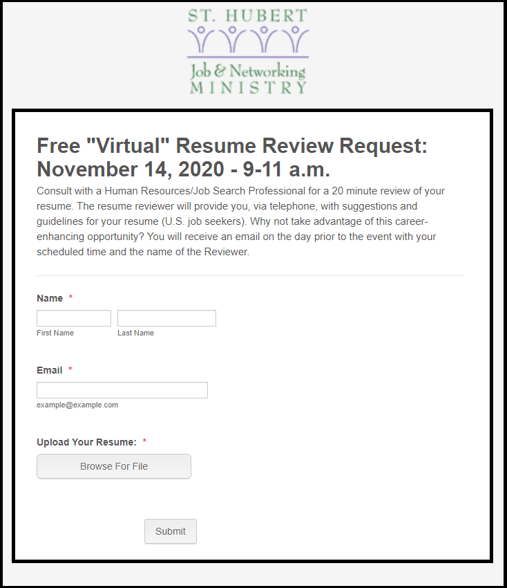 st-hubert-job-networking-ministry-november-2020-resume-review-form