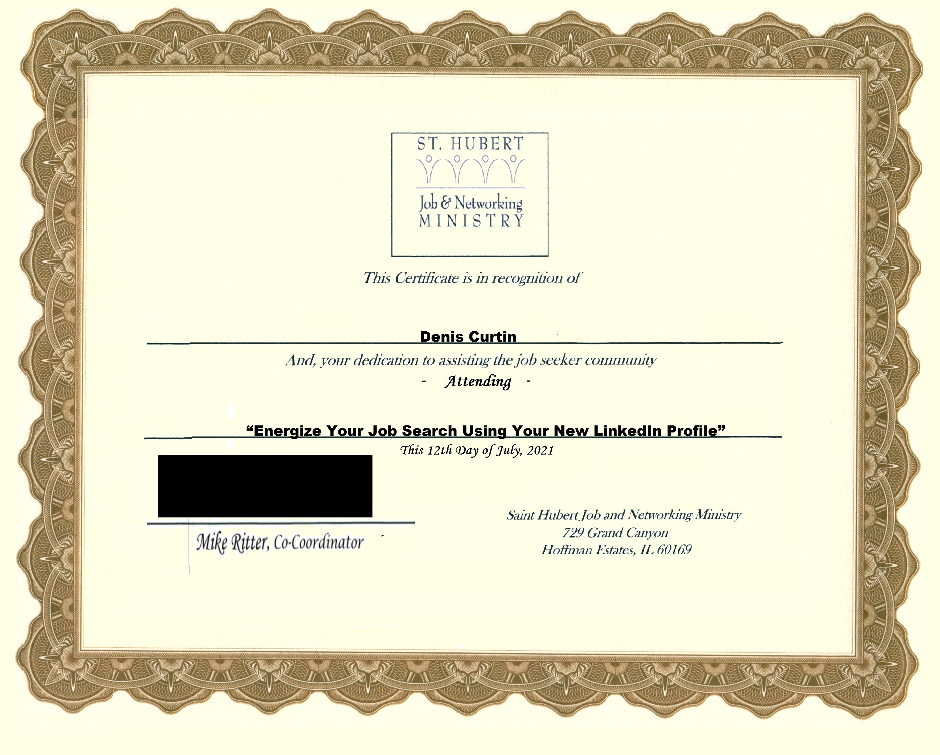 Denis Curtin 7.12.21 certificate (website version)